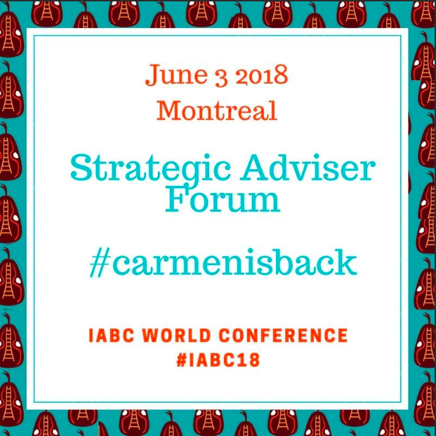 #carmenisback