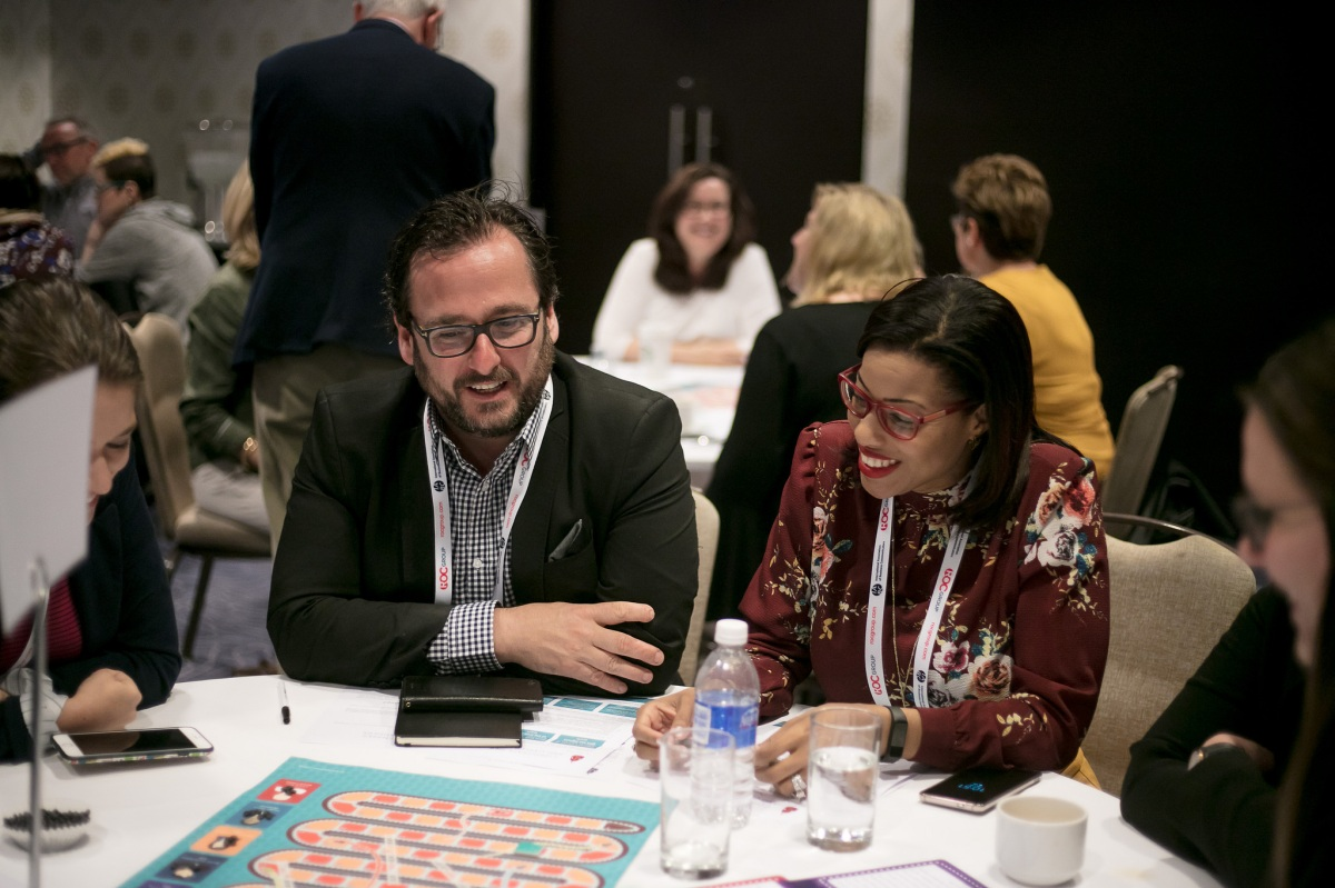 Was #IABC18 a Sunday crossword puzzle?