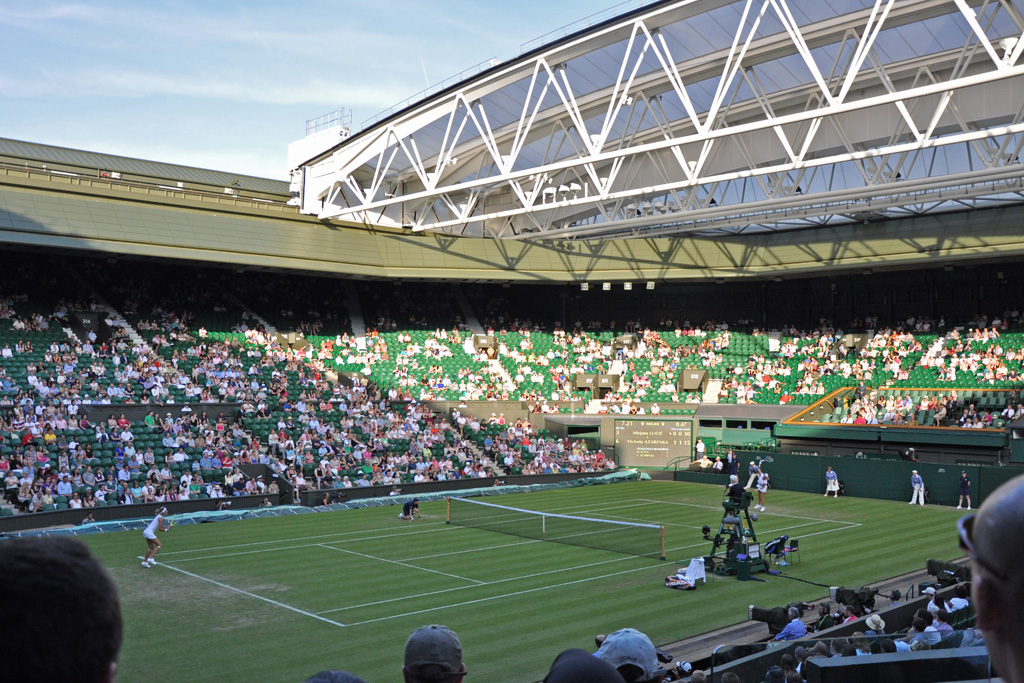 Wimbledon's life lessons for a business leader