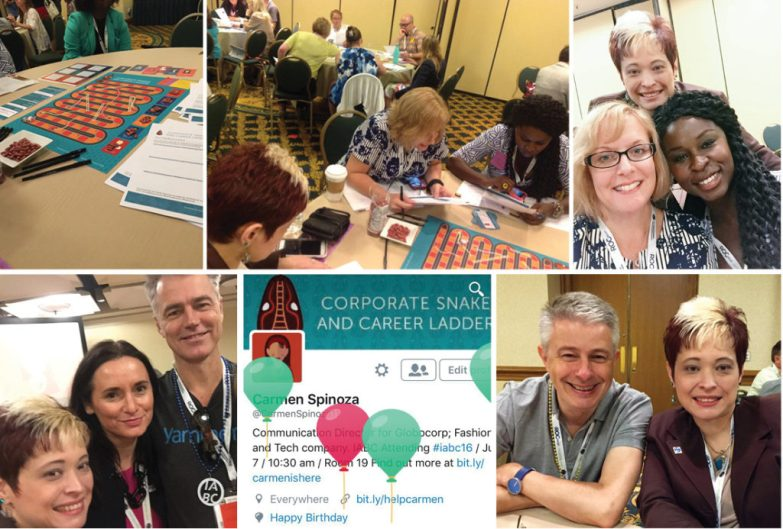 Image courtesy of Jennie Lamb - read her full original post here: http://bviabc.com/2016-iabc-world-conference-in-review/