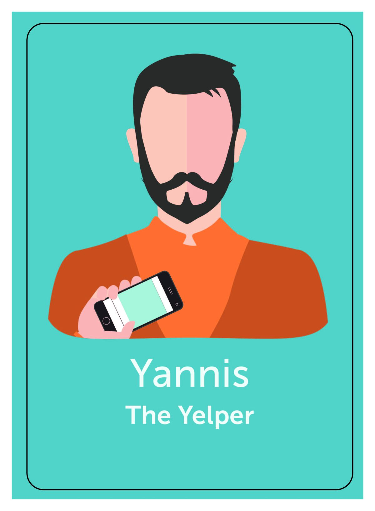 Everyone's a Yannis