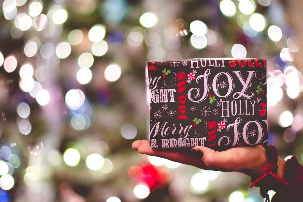 Let Christmas give you anedge