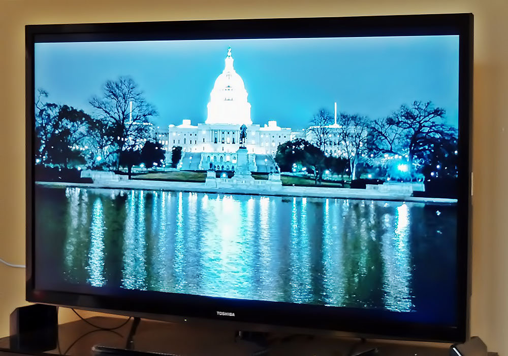Screenshot of House of Cards