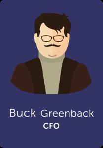 Buck Greenback CFO