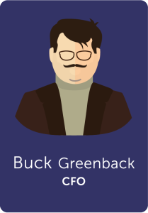 Buck Greenback CFO