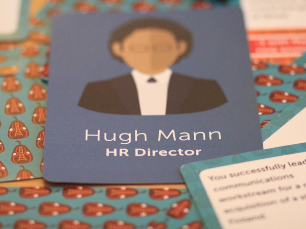 Hugh Mann HR Director