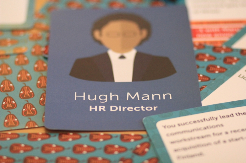 Hugh Mann HR Director