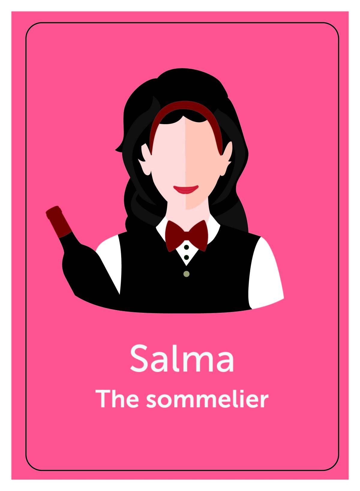 I am Salma