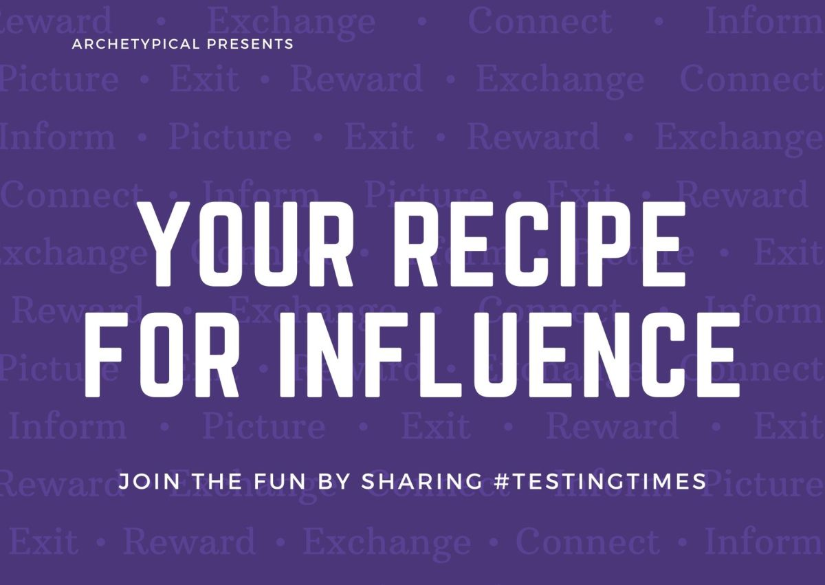 Your RECIPE for Influence